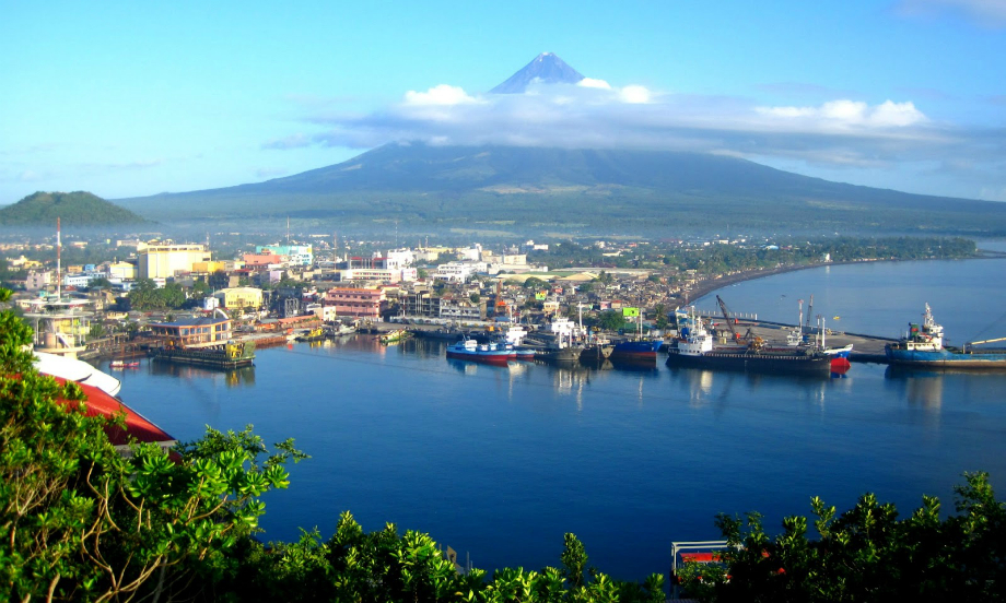 Филиппины. Вулкан Майон
