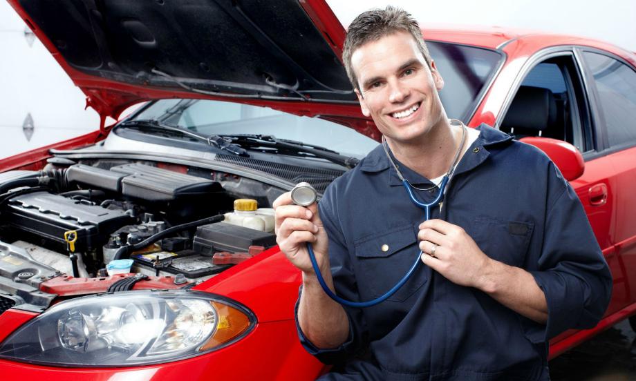Сдача авто на профилактический ремонт