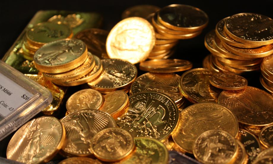 Вложение в инвестиционные и памятные монеты