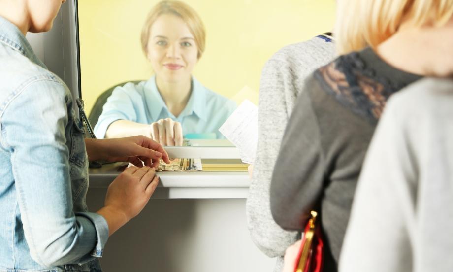 Хранение денег на банковском депозите