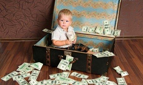Финансовое воспитание детей: как привить ребенку нужные привычки