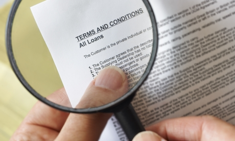 Выяснить условия кредитного договора