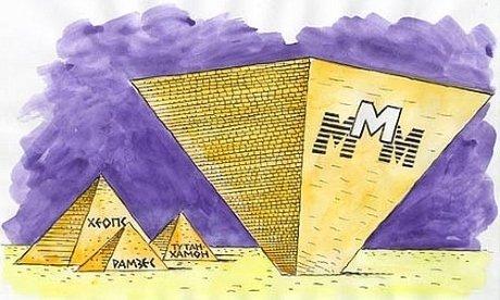Пирамида МММ: история возникновения и исчезновения