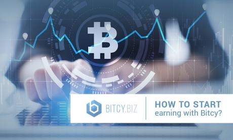 Полный обзор проекта Bitcy Limited (отзывы о bitcy.biz). Высокодоходные инвестиции от 69% в месяц!