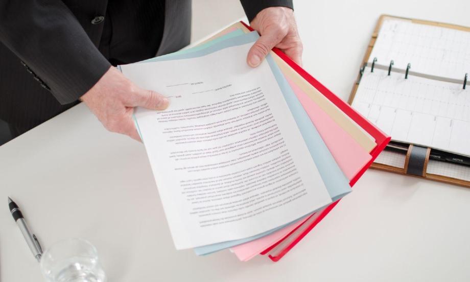 Формирование пакета документации для подачи иска