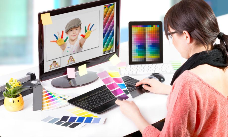 Обучение профессии графический дизайнер