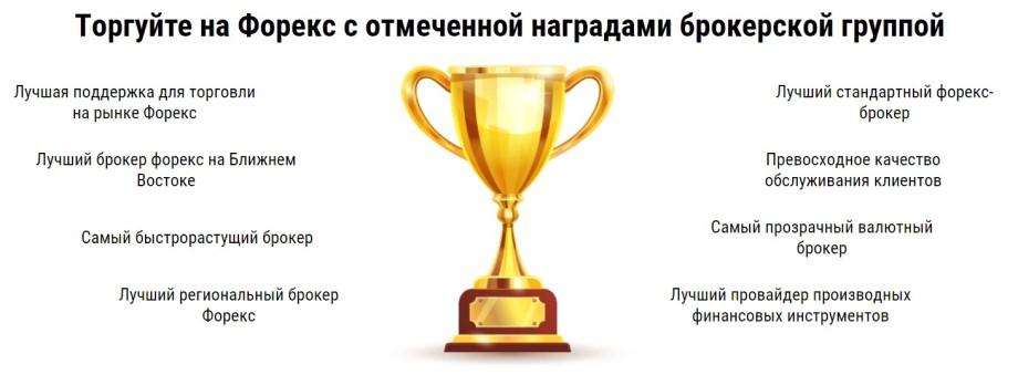 Finsa Investment Limited - награды